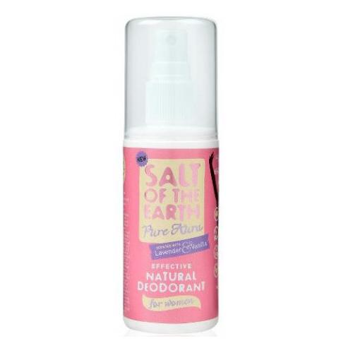69d93b3c8d Prírodný minerál deodorant PURE AURA levandula   vanilka