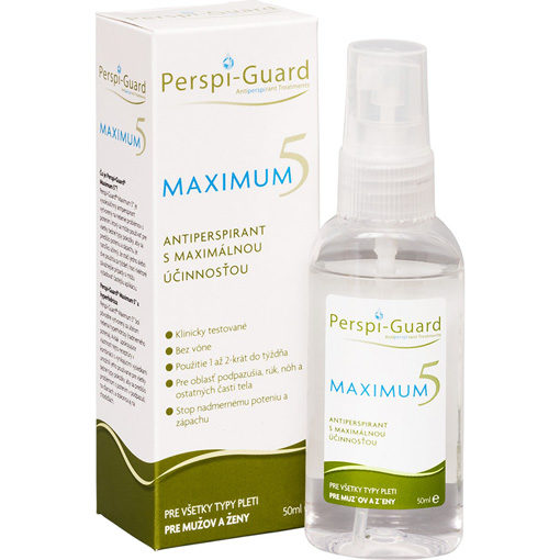 Perspi-Gard Antiperspirant 50ml